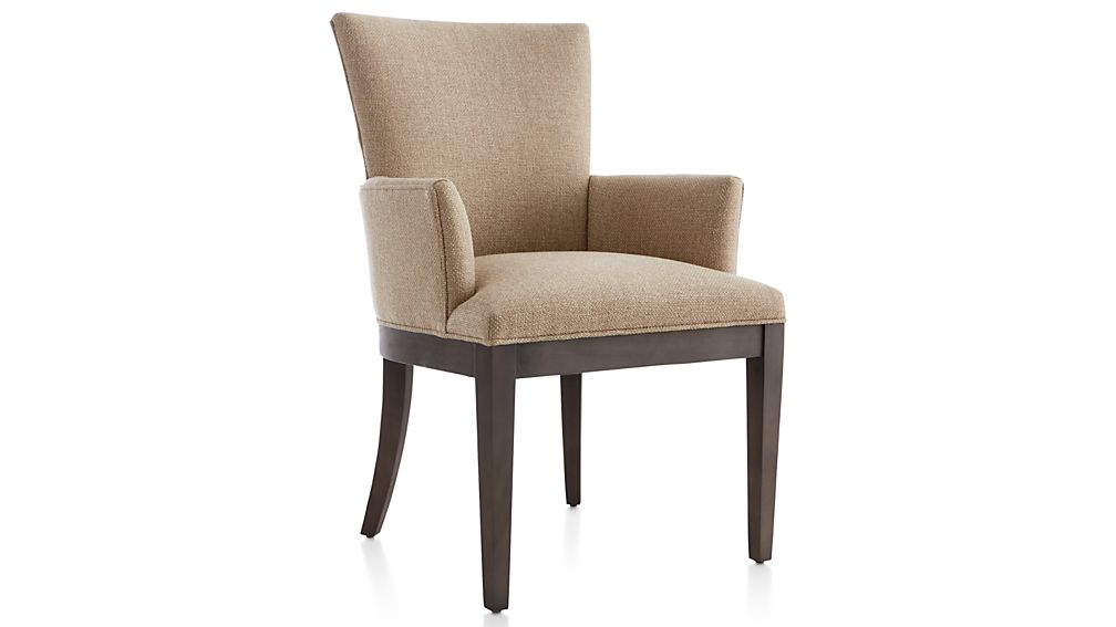 Clayton Upholstered Dining Arm Chair