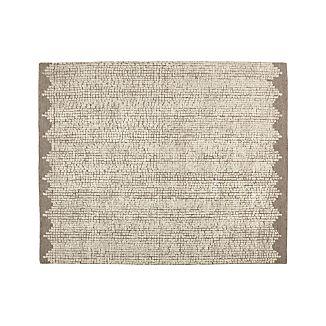 clea textured rug