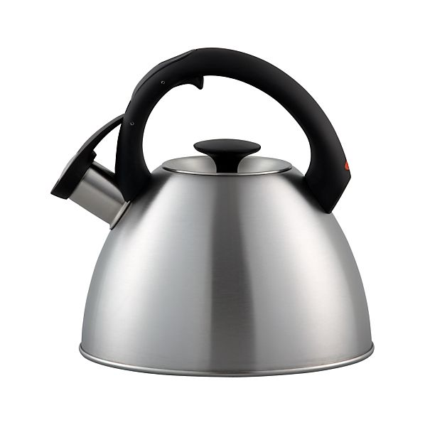 OXO ® Click Click ™ Brushed Stainless Teakettle