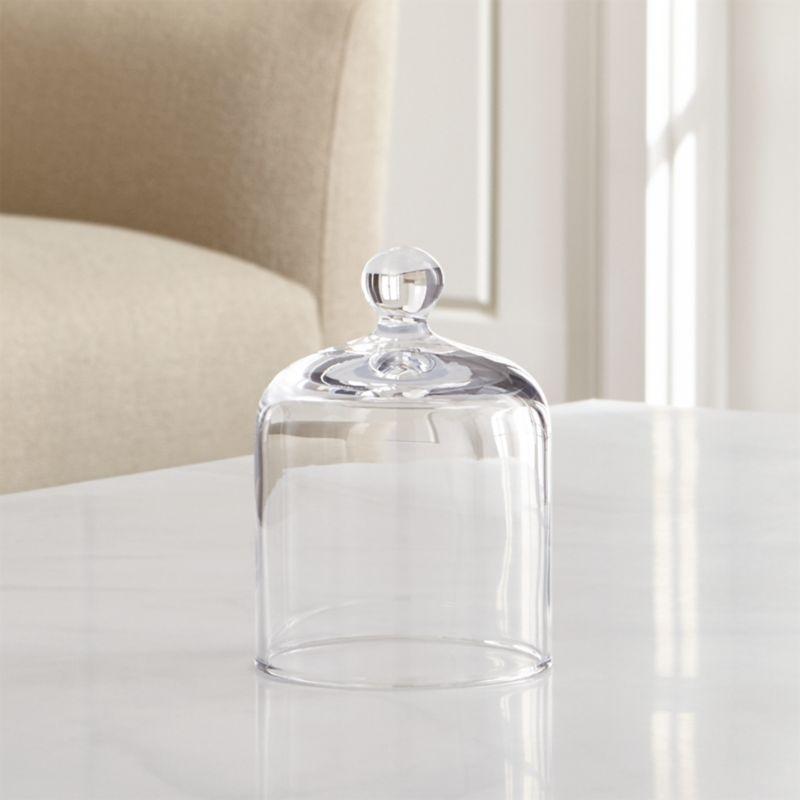Glass Home Decor Glass Cloche