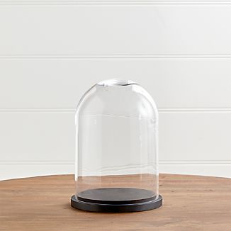 Short Glass Cloche