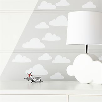 White Cloud Decal Set