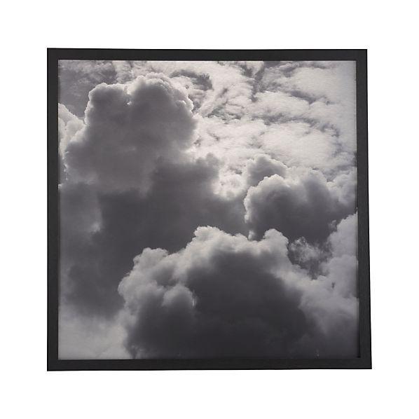 Cloud Study Print