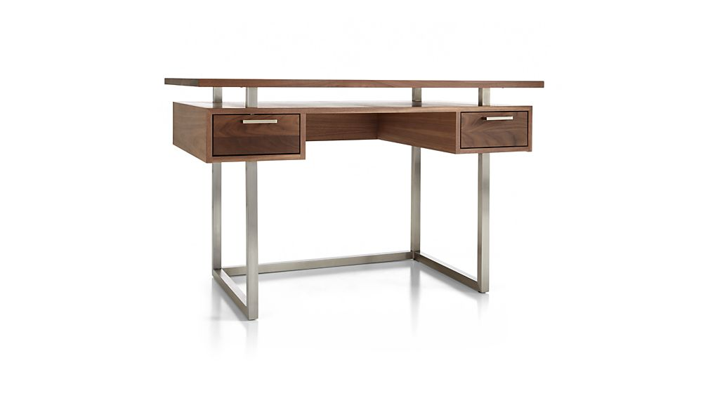 Clybourn Writing Desk Crate And Barrel