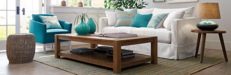 Crate And Barrel Living Room Ideas coastal furniture | crate and barrel