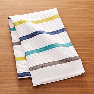 Coastal Stripe Dish Towel