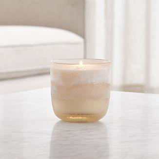 Coconut Milk Mango Mojave Medium Glass Candle