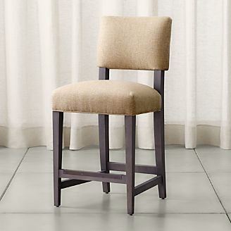 Beau Cody Upholstered Counter Stool