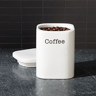 Coffee Storage Canister 1 25 Quart