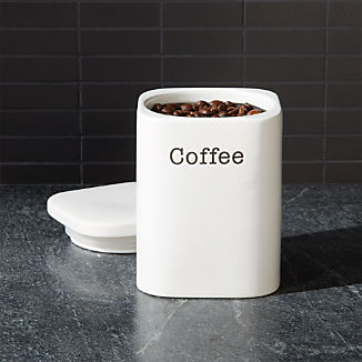 Coffee Storage Canister 1.25-Quart