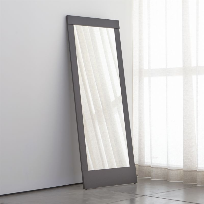 Standing Floor Mirrors | Crate and Barrel