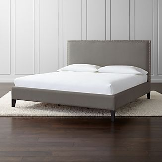 Cole King Upholstered Bed