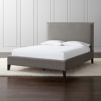 Cole Queen Upholstered Bed