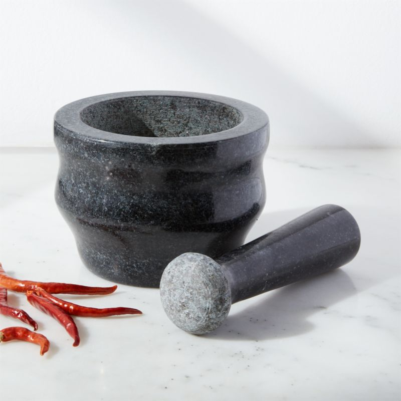 Cole And Mason Granite Mortar And Pestle Reviews Crate