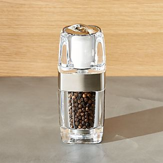 Cole and Mason Seville Combi Salt and Pepper Mill