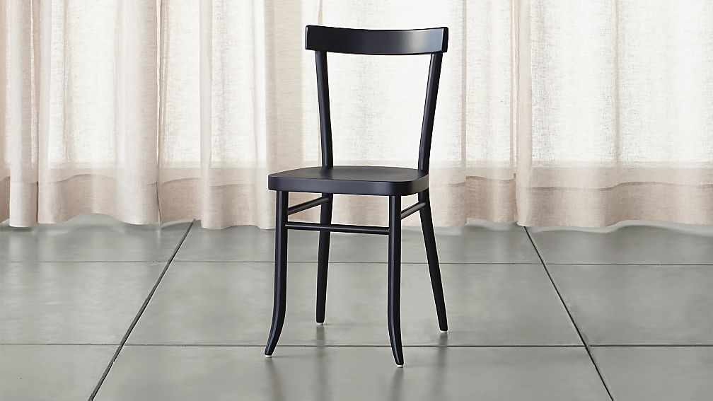 Cole Wood Dining Chair