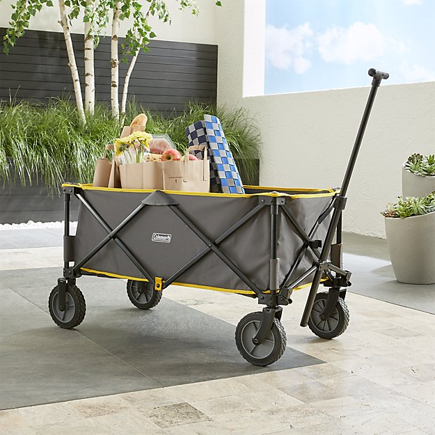 Coleman © Outdoor Picnic Wagon - Image 1 of 3