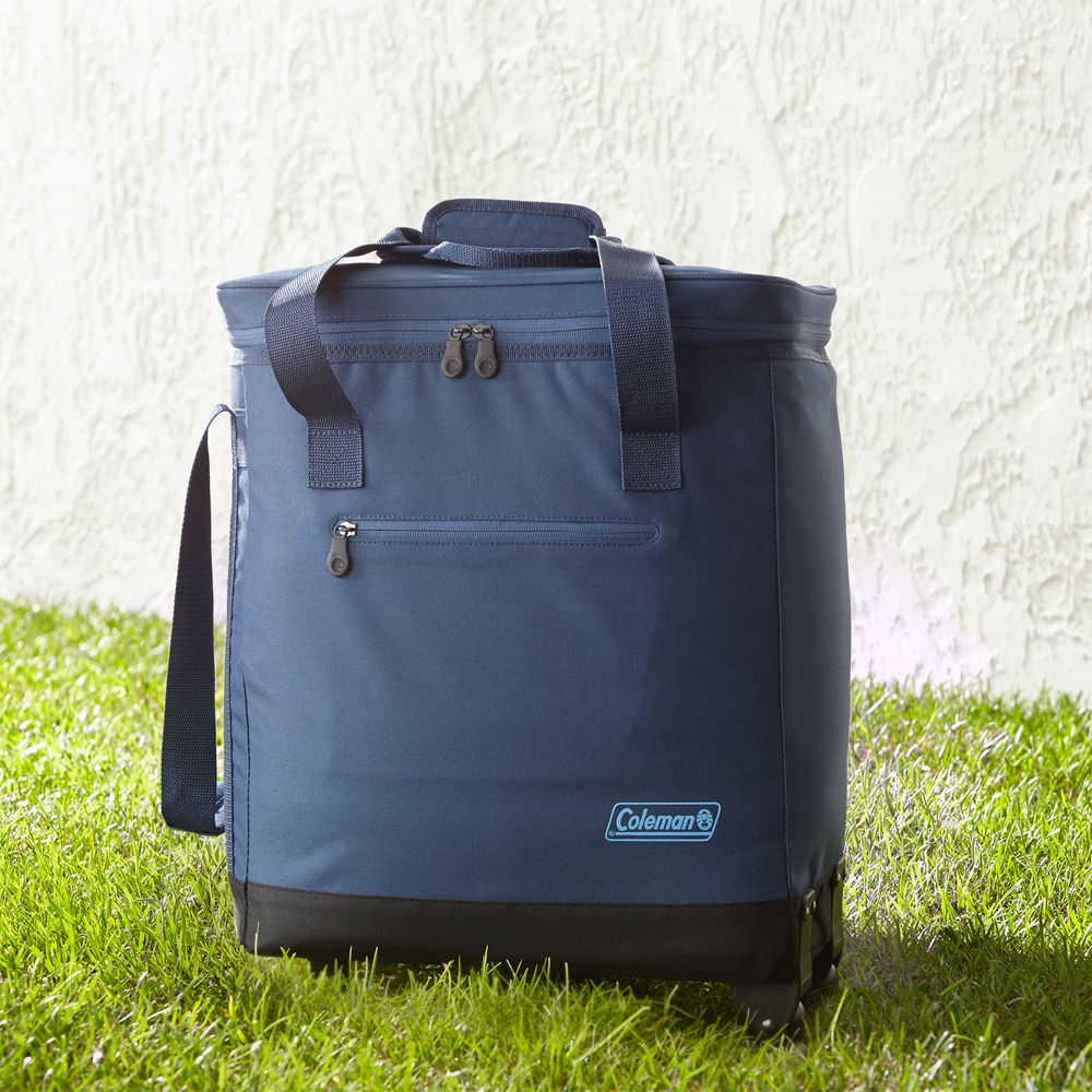 Coleman Wheeled Cooler - Crate and Barrel
