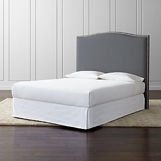 Colette Tall Upholstered Queen Headboard