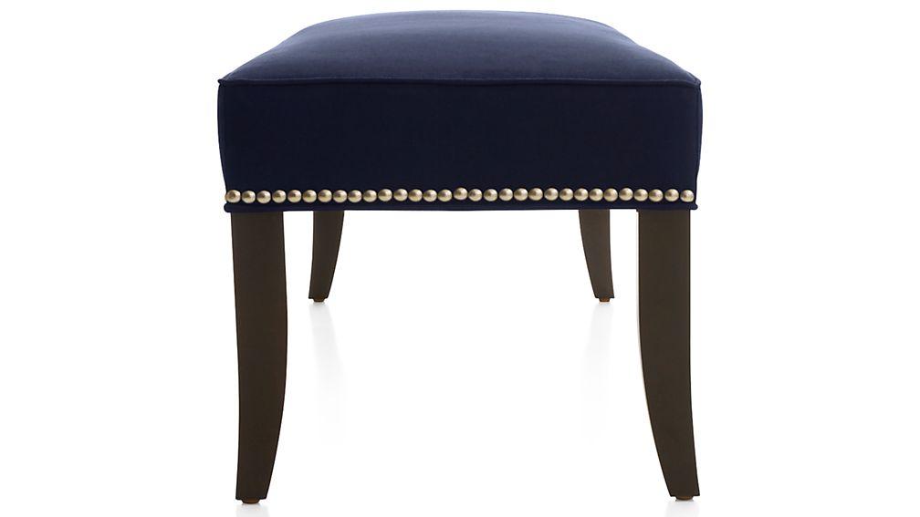 Colette King Upholstered Bench