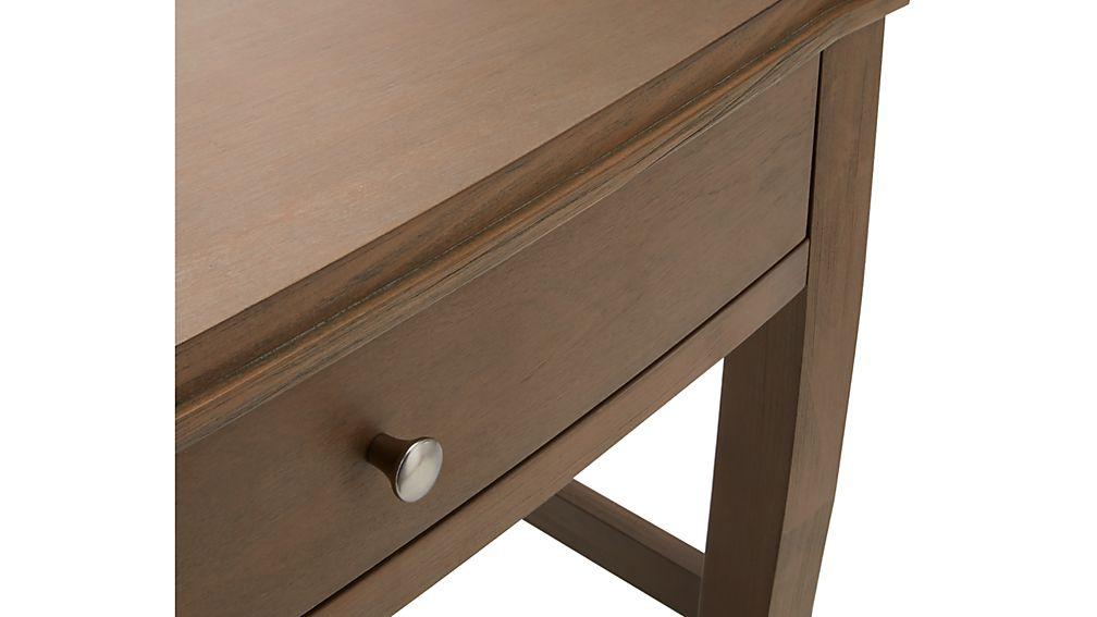 Colette Driftwood Vanity Table-Desk