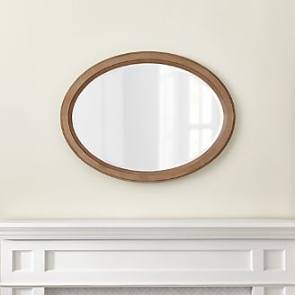 Bedroom Mirrors: Wall Mirrors & Floor Mirror Shopping | Crate and Barrel