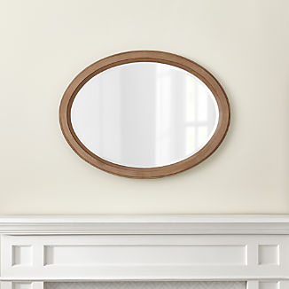 Colette Driftwood Wall Mirror