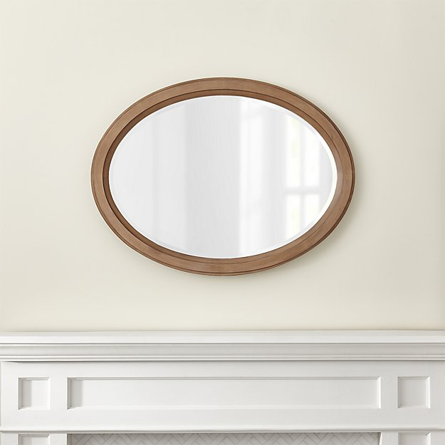 Colette Driftwood Wall Mirror - Image 1 of 4