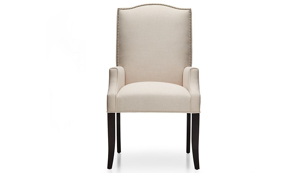 Colette II Upholstered Dining Arm Chair