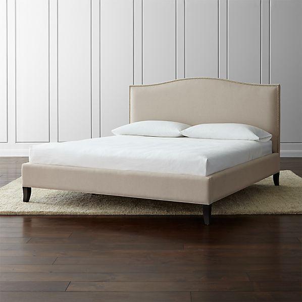 Colette Upholstered King Bed