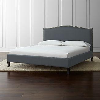 "Colette California King Upholstered Bed 52.5"""