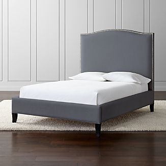 Colette Tall Upholstered Full Bed