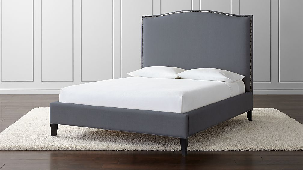 Colette Tall Upholstered Queen Bed