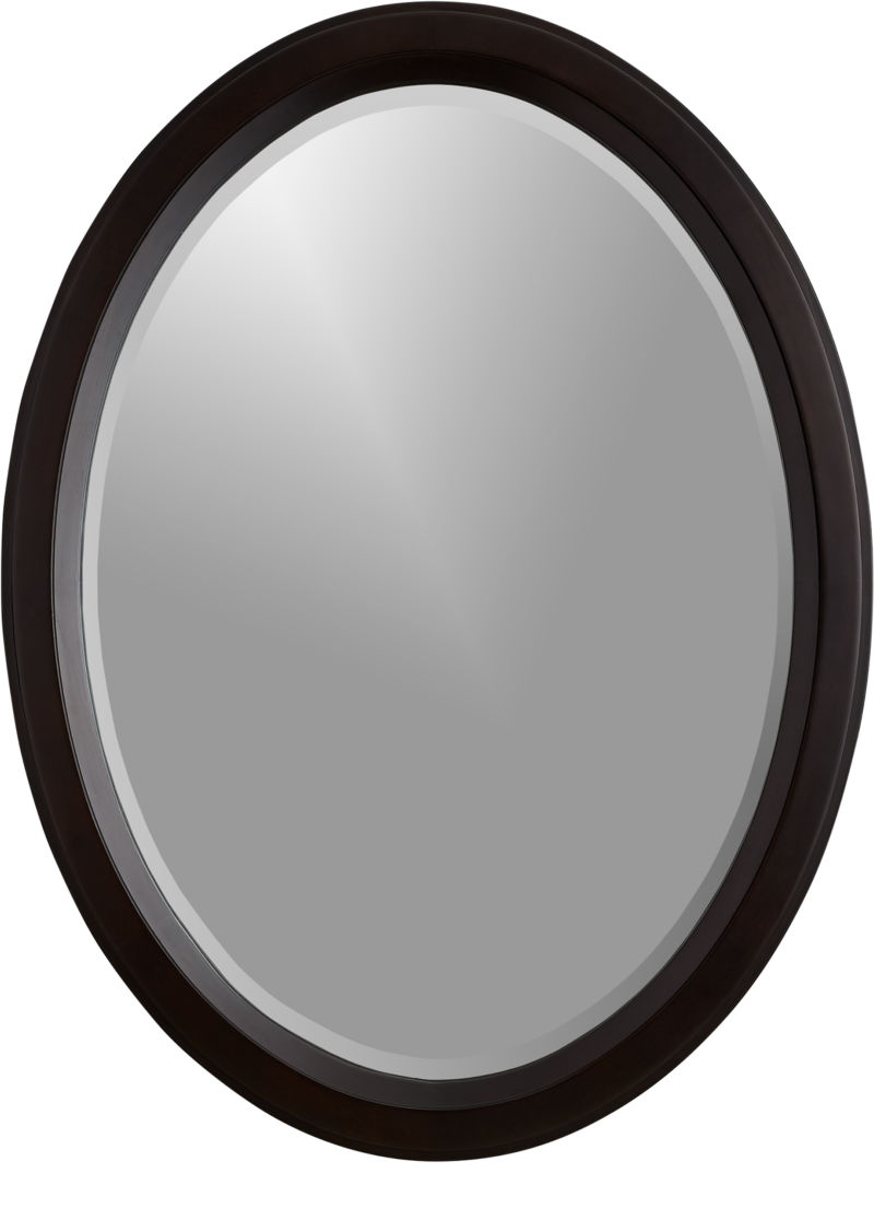 Colette Oval Wall Mirror