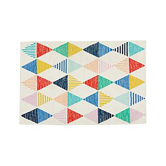 8x10 Kids Rugs Crate And Barrel