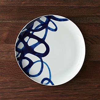 Blue Dinnerware & Blue Dinnerware | Crate and Barrel
