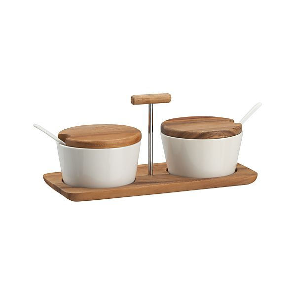 Condiment Serving Set