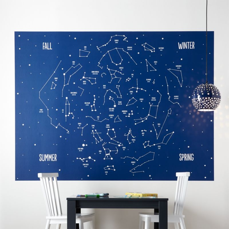 Constellations Mural Decal Reviews