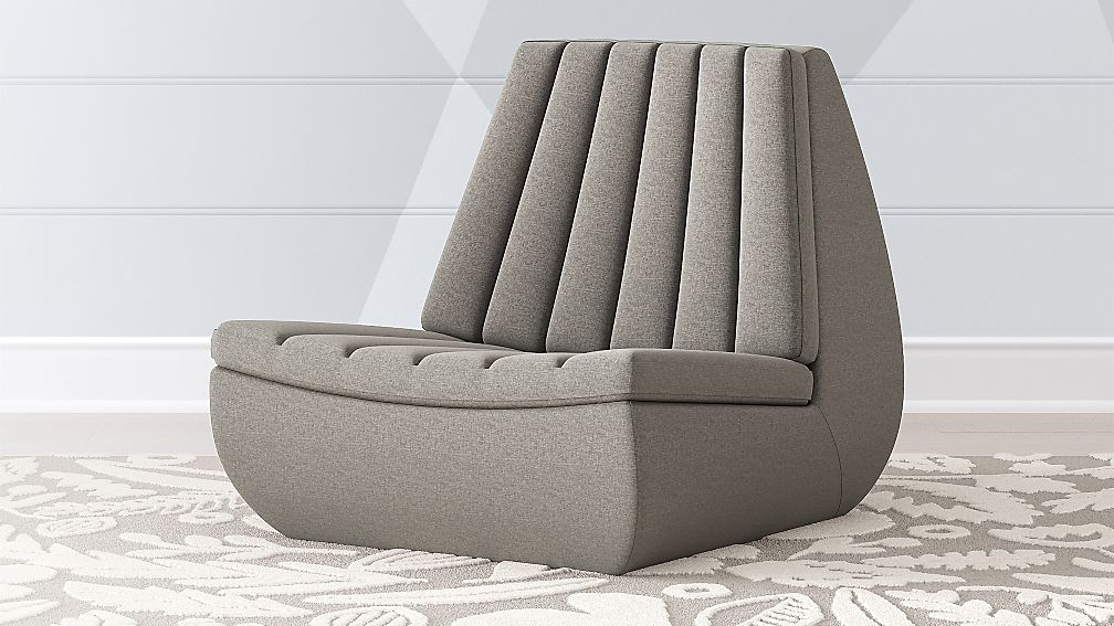 Contour Swivel Lounge Chair - Image 1 of 7