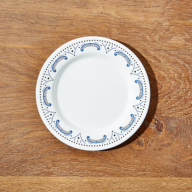 Cookout Enamel Salad Plate - Image 1 of 4