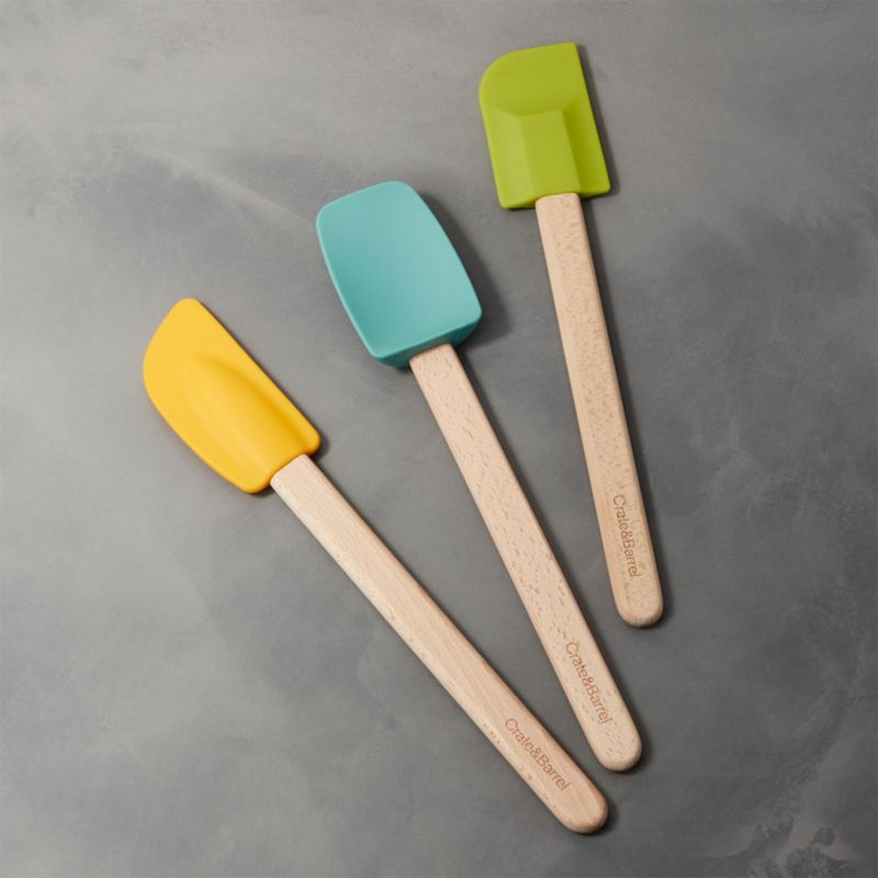 Cool Large Spatulas, Set of 3