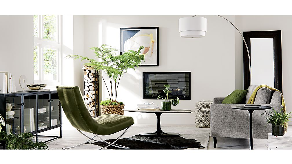 Small Living Room Decorating Ideas, Crate And Barrel Living Rooms