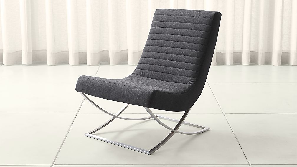 Cooper Armless Channel Chair - Image 1 of 10