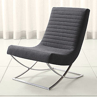 Cooper Armless Channel Chair