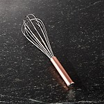 Whisk with Copper Handle