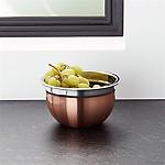 Copper Mixing Bowl 1.5qt