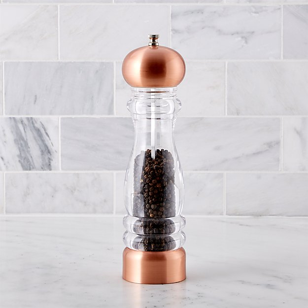 Copper Pepper Mill - Image 1 of 11