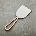 Beck Copper Wedge Cheese Knife