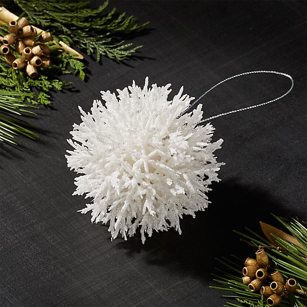 White Coral Cluster