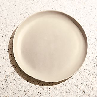 Corin Melamine Sand Beige Dinner Plate Add to Favorites & Melamine Dinnerware Sets | Crate and Barrel